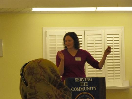 Community Career Speech