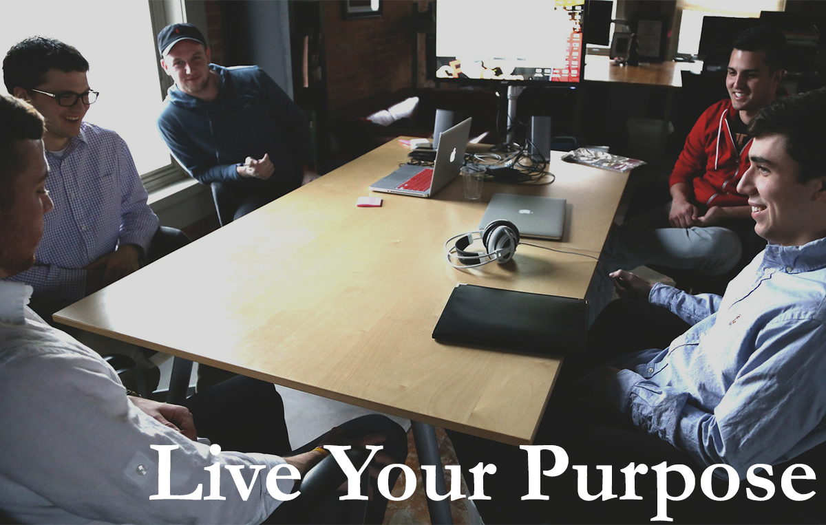 Live Your Purpose
